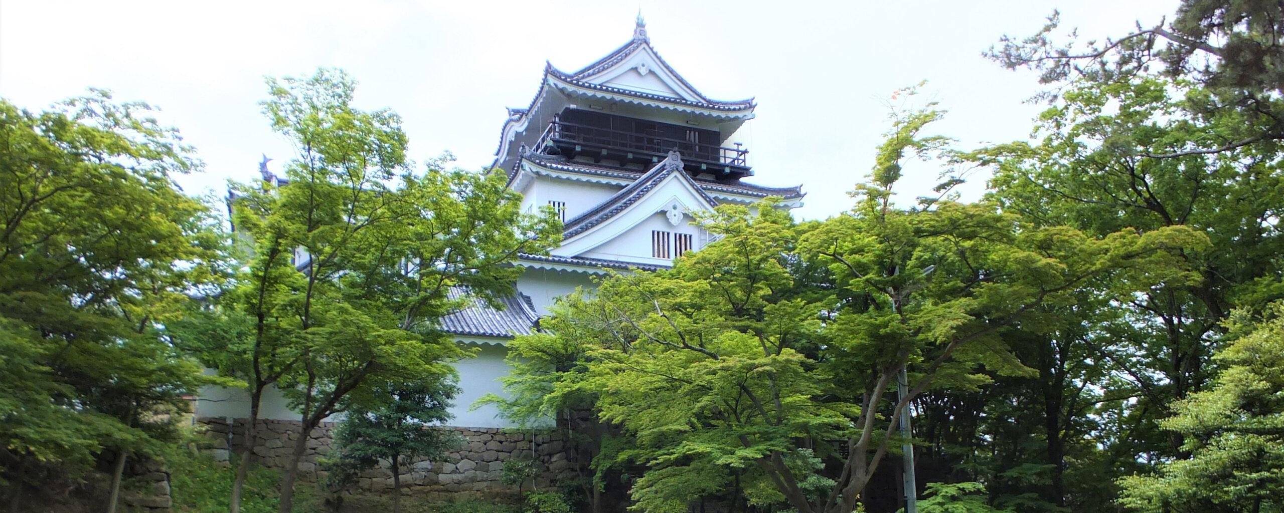 日本の滝百選巡り